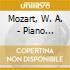 Mozart, W. A. - Piano Concertos 20 & 21