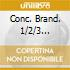 CONC. BRAND. 1/2/3 LEPPARD