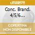 CONC. BRAND. 4/5/6 LEPPARD