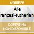 ARIE FRANCESI-SUTHERLAND