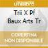 TRII X PF BAUX ARTS TR