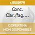 CONC. CLAR./FAG. MARRINER