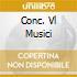 CONC. VL MUSICI