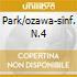 PARK/OZAWA-SINF. N.4