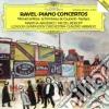 Maurice Ravel - Conc. Pf./fanfare - Abbado
