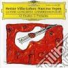 Heitor Villa-Lobos - Concerto for Guitar and Small Orchestra - Narciso Yepes