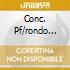 CONC. PF/RONDO LUPU/MEHTA