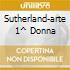 SUTHERLAND-ARTE 1^ DONNA