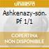 ASHKENAZY-SON. PF 1/1