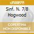 SINF. N. 7/8 HOGWOOD