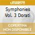 SYMPHONIES VOL. 3 DORATI