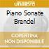 PIANO SONATE BRENDEL