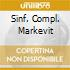 SINF. COMPL. MARKEVIT