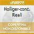 HOLLIGER-CONC. REALI
