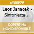 Leos Janacek - Sinfonietta/Tagebuch Eine