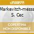 MARKEVITCH-MESSA S. CEC