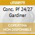 CONC. PF 24/27 GARDINER