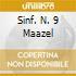 SINF. N. 9 MAAZEL