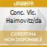 CONC. VLC. HAIMOVITZ/DA