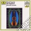 Niccolo' Paganini  - 24 Capricci - Accardo