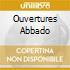 OUVERTURES ABBADO
