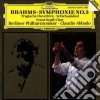 Johannes Brahms - Symphony No. 3 - Claudio Abbado