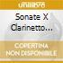 SONATE X CLARINETTO COHEN/ASHKEN