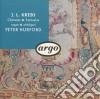 Krebs Johann Ludwig - Chorales & Fantasias - Organ & Obbligati