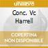 CONC. VC HARRELL