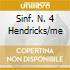 SINF. N. 4 HENDRICKS/ME