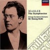 MAHLER-SINF. COMPL. SOLTI/ SINF. COM