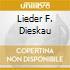 LIEDER F. DIESKAU