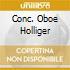 CONC. OBOE HOLLIGER