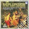 Franz Joseph Haydn - Concertos For Oboe, Trumpet & Harpsichord - Pinnock