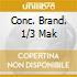 CONC. BRAND. 1/3 MAK