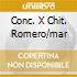 CONC. X CHIT. ROMERO/MAR