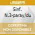 SINF. N.3-PARAY/DU