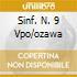 SINF. N. 9 VPO/OZAWA
