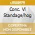 CONC. VL STANDAGE/HOG