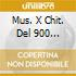 MUS. X CHIT. DEL 900 FERNANDEZ
