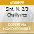 SINF. N. 2/3 CHAILLY/RCO