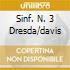 SINF. N. 3 DRESDA/DAVIS