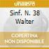 SINF. N. 38 WALTER