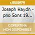 Pogorelich - Franz Joseph Haydn / pno Sons 19 & 46
