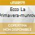 ECCO LA PRIMAVERA-MUNROW