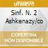 SINF. N. 2 ASHKENAZY/CO