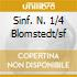 SINF. N. 1/4 BLOMSTEDT/SF