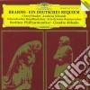 Johannes Brahms - Ein Deutsches Requiem - Claudio Abbado