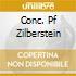 CONC. PF ZILBERSTEIN