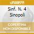 SINF. N. 4 SINOPOLI